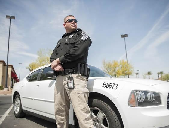 Patrol Security Guard